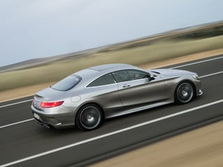 © 2015 Mercedes-Benz S-Class Coupe (© Mercedes-Benz)