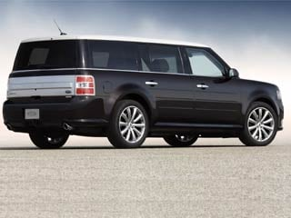 The 2013 Ford Flex (&amp;copy;Ford Motor Company)
