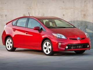 The survey claims that buyers avoid the 2012 Toyota Prius because of the exterior styling. (©Toyota Motor Sales, U.S.A., Inc.)