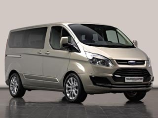 Ford's Tourneo Custom Concept (©Ford Motor Company)