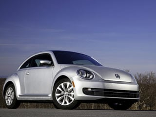 VW's 2013 Beetle TDI (©Volkswagen of America, Inc.)