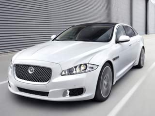 Jaguar's XJ Ultimate Edition. (©Land Rover/Jaguar Cars Limited)
