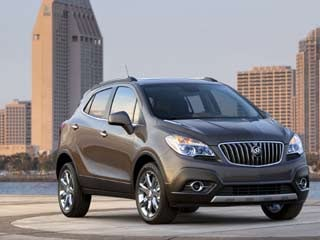 The 2013 Buick Encore (©General Motors)