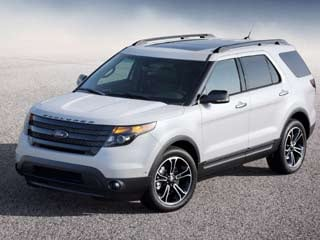 The 2013 Ford Explorer Sport (©Ford Motor Company)