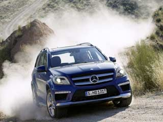 The 2013 Mercedes-Benz GL-Class (©Mercedes-Benz USA)