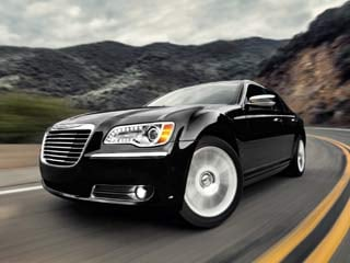 Chrysler already offers an eight-speed auto in the Chrysler 300. (©2012 Chrysler Group LLC.)