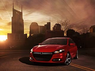 The 2013 Dodge Dart (©Chrysler Group LLC)