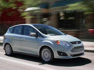 The most important new green model of the year may be the 2013 Ford C-Max Hybrid. (&
