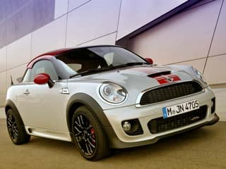  2012 MINI John Cooper Works Coup / BMW AG