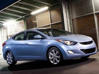 The 2011 Hyundai Elantra (&amp;copy;Hyundai Motor America)