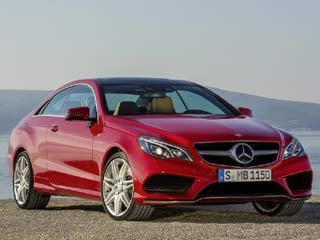 The 2014 Mercedes-Benz E-Class Coupe. (©Mercedes-Benz USA)