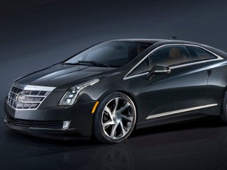 2014 Cadillac ELR (©General Motors)