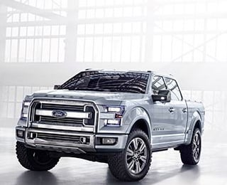 Ford Atlas Concept (©Ford Motor Co.)