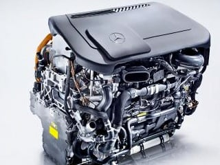 Daimler's future fuel cell is much more compact to fit in conventional vehicles. (©Daimler)