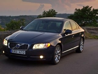 The Volvo S80 loses 82 percent of its original value after five years of use. (© Volvo Cars of North America)
