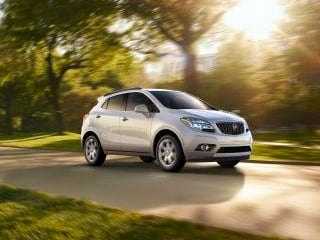 2013 Buick Encore (© General Motors Company)