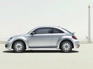2014 Volkswagen iBeetle (© Volkswagen)