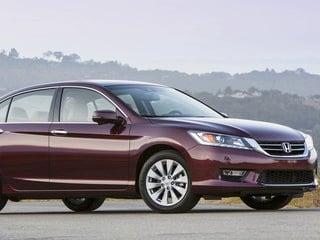 2013 Honda Accord EX-L V-6 Sedan (© Honda)