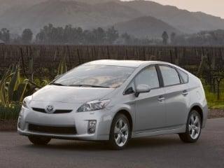 2010 Toyota Prius (© Toyota Motor Corporation)