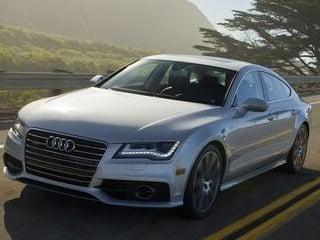 2013 Audi A7 3.0 TFSI (© Audi USA)
