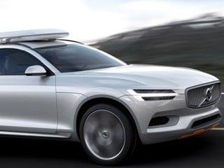2014 Volvo Concept XC Coupé (© Volvo)