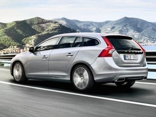 2015 Volvo V60 (Volvo Car Corporation)