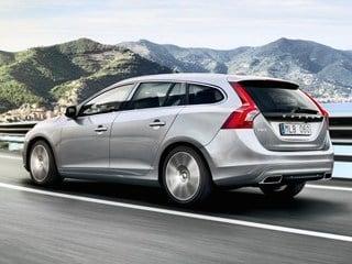 2015 Volvo V60 (Volvo Car Corporation)