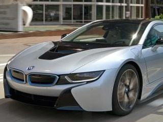 2015 BMW i8 (BMW AG)