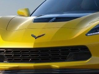 2015 Chevrolet Corvette Z06 (©General Motors)