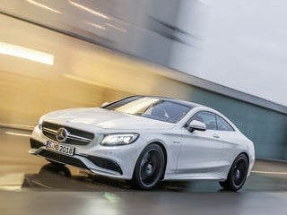 2015 Mercedes-Benz S63 AMG 4MATIC Coupe (Mercedes-Benz)