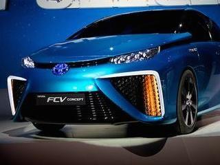 Toyota FCV Concept (©Toyota)
