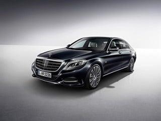 Mercedes-Benz S600 (©Daimler AG)
