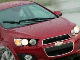 2014 Chevrolet Sonic (©General Motors)