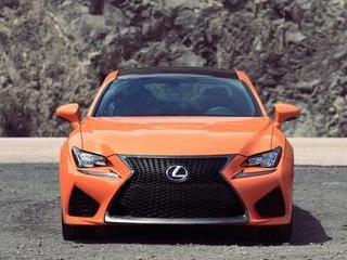 2015 Lexus RC F (Lexus)