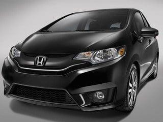 2015 Honda Fit (©Honda)