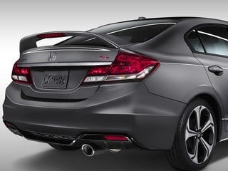 2015 Honda Civic Si Sedan (©Honda)