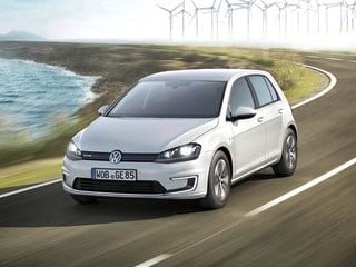 2015 Volkswagen e-Golf (©Volkswagen)
