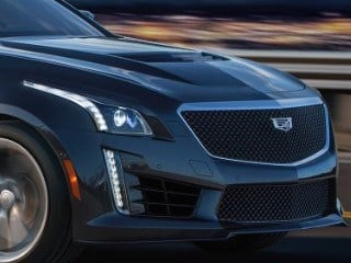 2016 Cadillac CTS-V (GM)