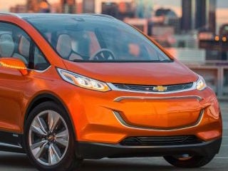 2015 Chevrolet Bolt EV concept (GM)