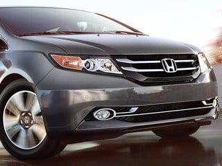 2015 Honda Odyssey (©Honda)