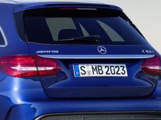 2015 Mercedes-AMG C63 S (©Daimler AG)
