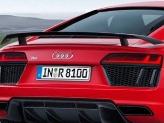 2016 Audi R8 (©Audi)