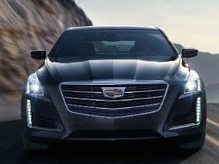2015 Cadillac CTS (©GM)