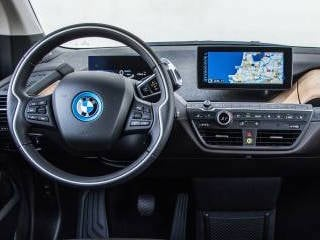 BMW i3 interior (©BMW AG)