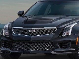 2016 Cadillac ATS-V (©GM)