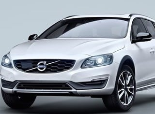 2015 Volvo V60 Cross Country (©Volvo AG)