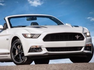 2016 Ford Mustang California Special (©Ford Motor Co.)