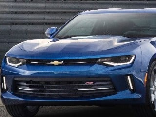 2016 Chevrolet Camaro (©GM)