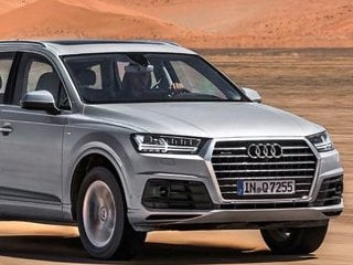 2016 Audi Q7 (©Audi)